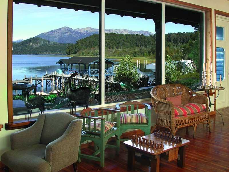 Hoteles en Villa La Angostura
