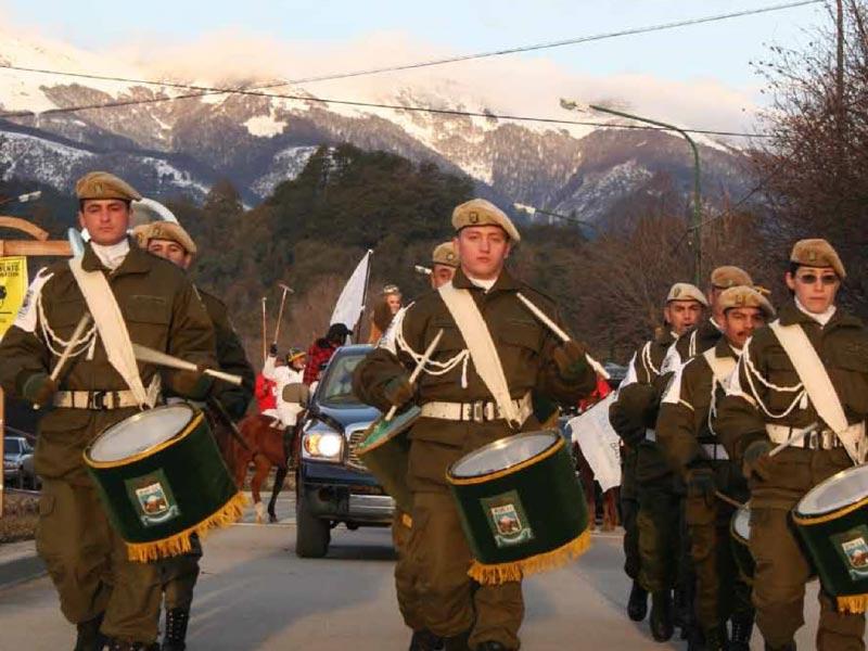 Día del Montañes en Villa La Angostura