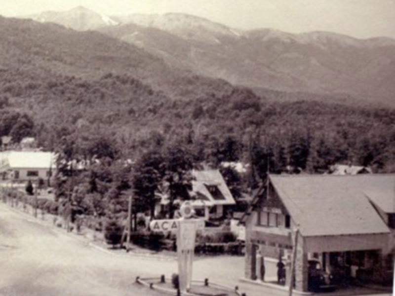 Historia de Villa La Angostura